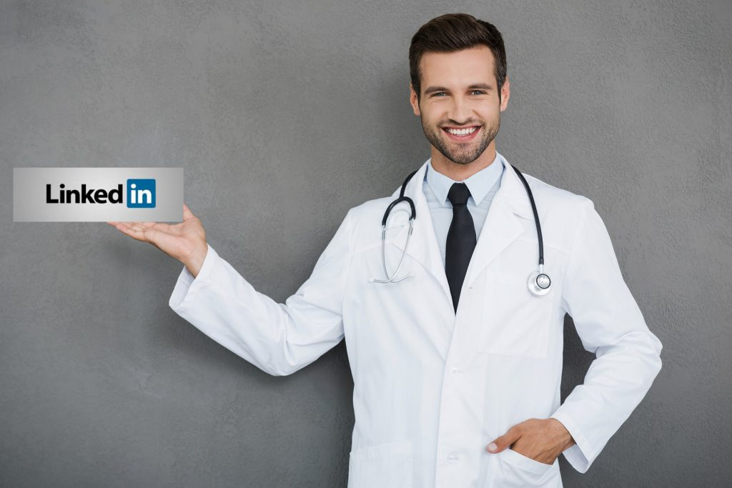 Physicians and Doctors Using LinkedIn to Grow their Practices